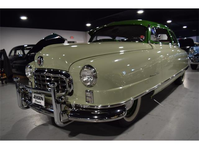 1950 Nash Airflyte (CC-1263858) for sale in Sioux City, Iowa