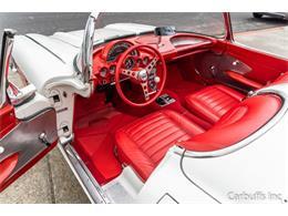 1959 Chevrolet Corvette (CC-1263863) for sale in Concord, California