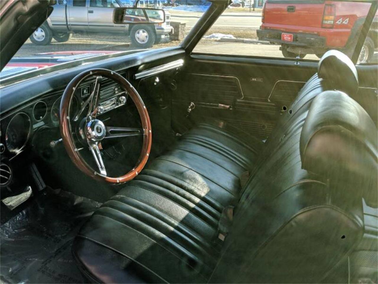1969 Chevrolet Chevelle Malibu (CC-1263865) for sale in Spirit Lake, Iowa