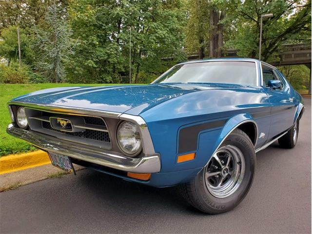 1972 Ford Mustang (CC-1263870) for sale in Eugene, Oregon