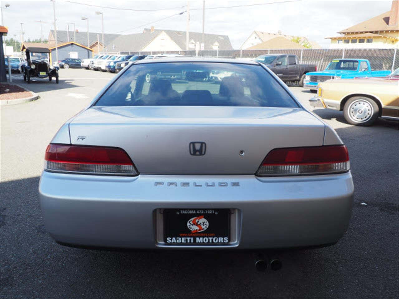 2001 Honda Prelude (CC-1263871) for sale in Tacoma, Washington