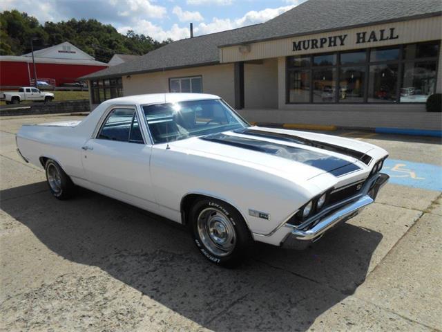 1968 Chevrolet El Camino (CC-1263877) for sale in CONNELLSVILLE, Pennsylvania