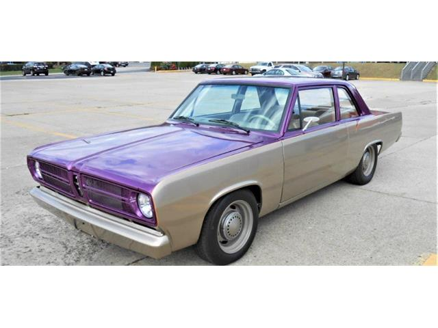 1967 Plymouth Valiant (CC-1263878) for sale in CONNELLSVILLE, Pennsylvania