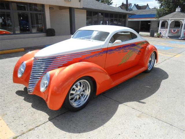 1937 Ford Street Rod (CC-1263879) for sale in CONNELLSVILLE, Pennsylvania