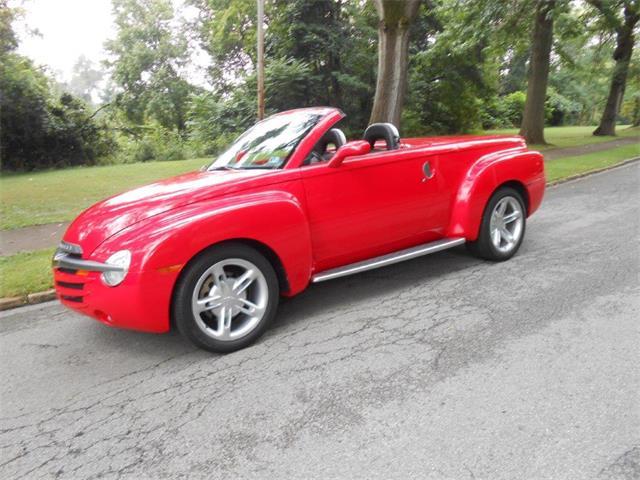 2004 Chevrolet SSR (CC-1263885) for sale in CONNELLSVILLE, Pennsylvania