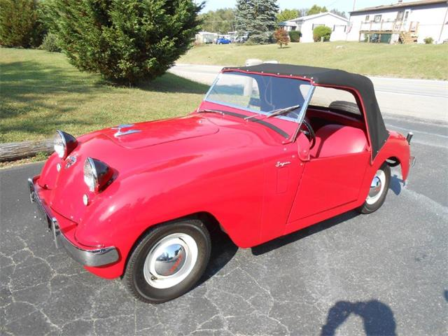 1952 Crosley Super Sports (CC-1263889) for sale in CONNELLSVILLE, Pennsylvania