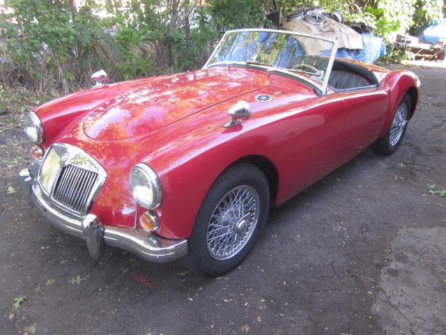 1960 MG 1600 (CC-1263899) for sale in Stratford, Connecticut