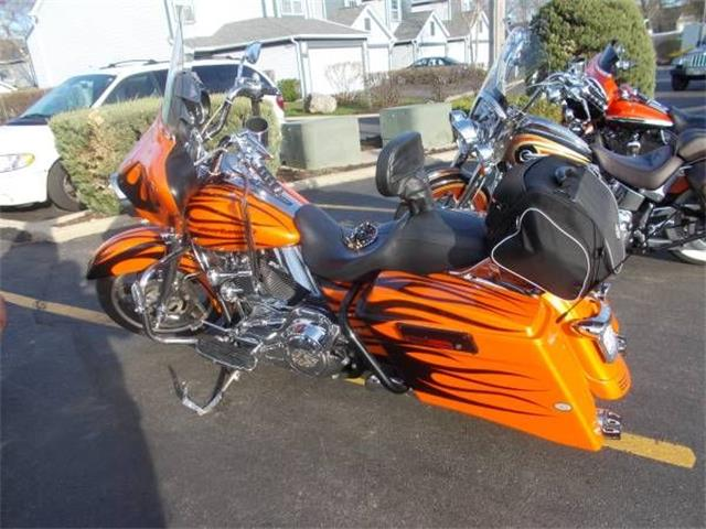 2011 Harley-Davidson Motorcycle (CC-1260391) for sale in Cadillac, Michigan