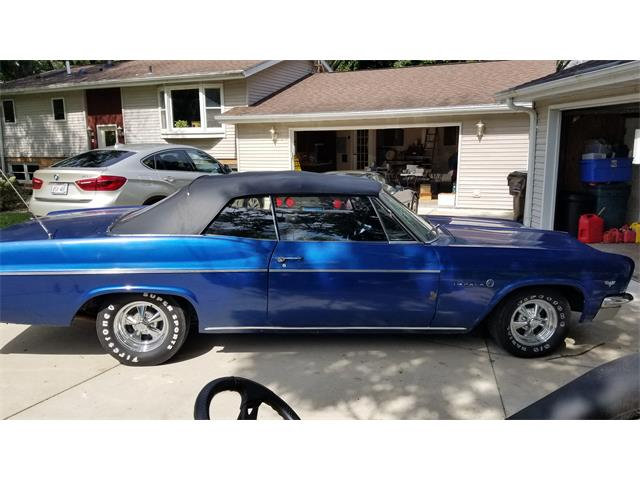 1966 Chevrolet Impala (CC-1263917) for sale in Janesville, Wisconsin