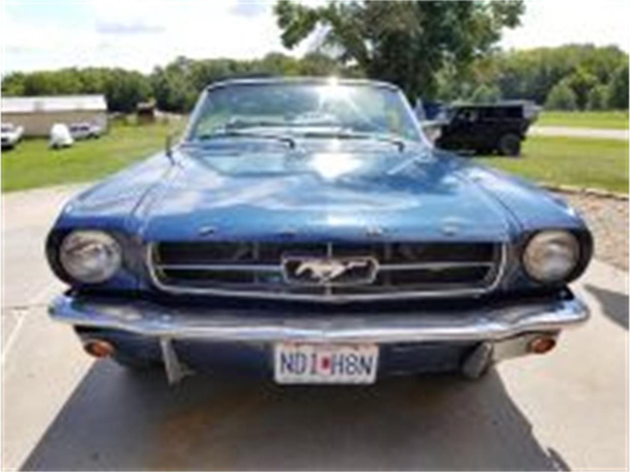 1965 Ford Mustang (CC-1260392) for sale in Cadillac, Michigan