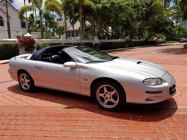 2000 Chevrolet Camaro SS Z28