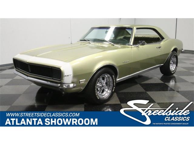 1968 Chevrolet Camaro (CC-1263935) for sale in Lithia Springs, Georgia