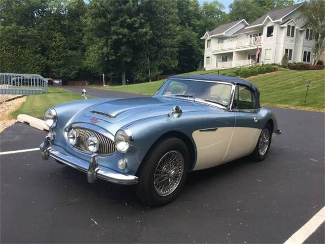 1956 Austin-Healey 3000 Mark III (CC-1260394) for sale in Cadillac, Michigan