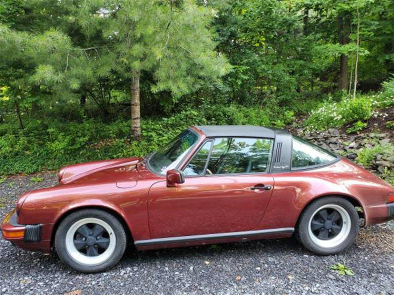 1985 Porsche 911 Carrera (CC-1263949) for sale in Long Island, New York
