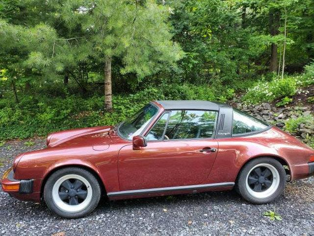 1985 Porsche 911 Carrera (CC-1263949) for sale in Long Island, New York