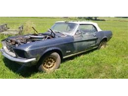 1968 Ford Mustang (CC-1260395) for sale in Cadillac, Michigan