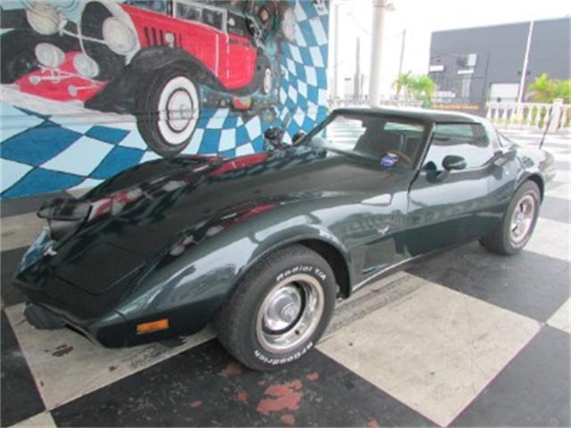 1979 Chevrolet Corvette (CC-1263976) for sale in Miami, Florida