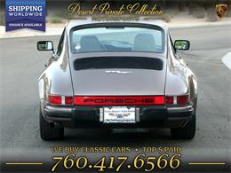 1983 Porsche 911SC (CC-1263979) for sale in Palm Desert , California