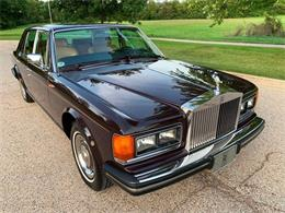 1981 Rolls-Royce Silver Spur (CC-1263982) for sale in Carey, Illinois