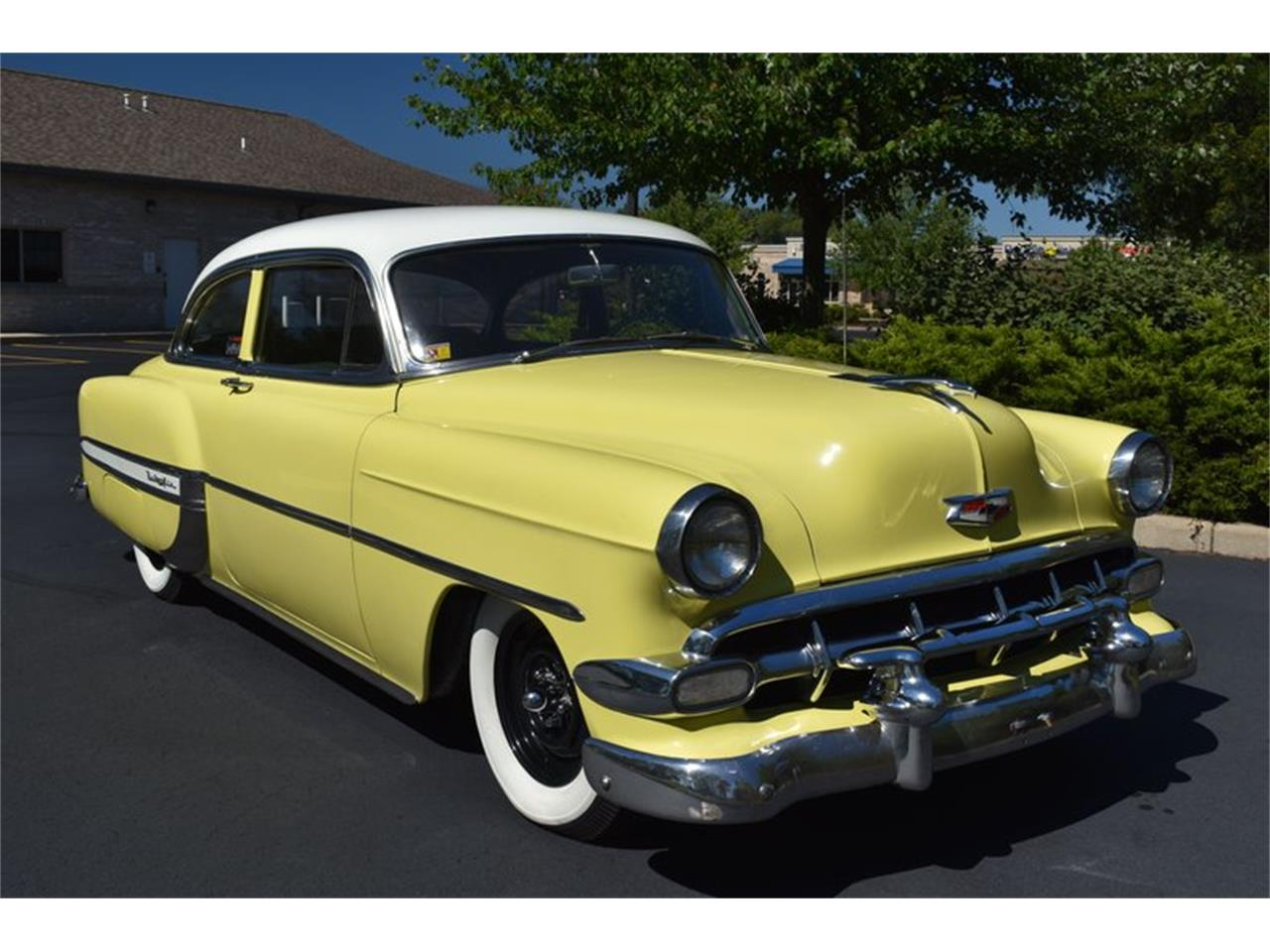 1954 Chevrolet Bel Air (CC-1263986) for sale in Elkhart, Indiana