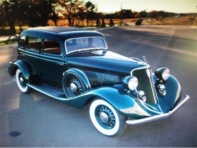 1934 Studebaker Commander (CC-1263991) for sale in Cadillac, Michigan