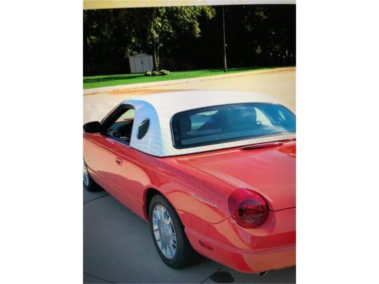 2003 Ford Thunderbird (CC-1263994) for sale in Cadillac, Michigan