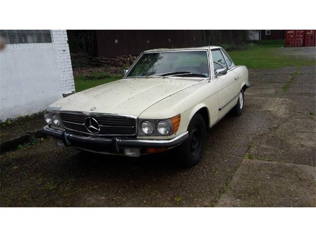 1973 Mercedes-Benz 350SL (CC-1260004) for sale in Cadillac, Michigan