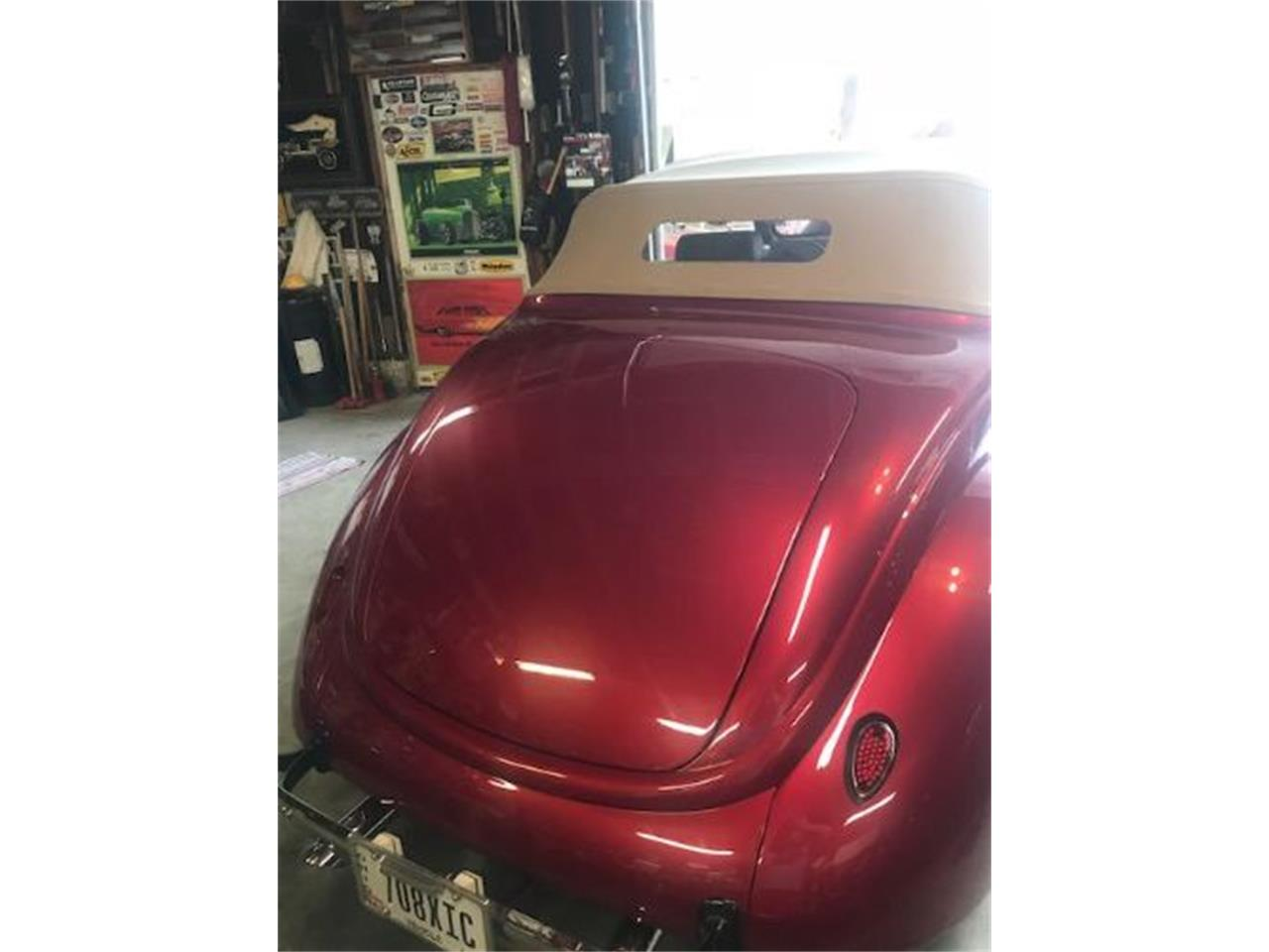 1937 Ford Cabriolet (CC-1264001) for sale in Cadillac, Michigan