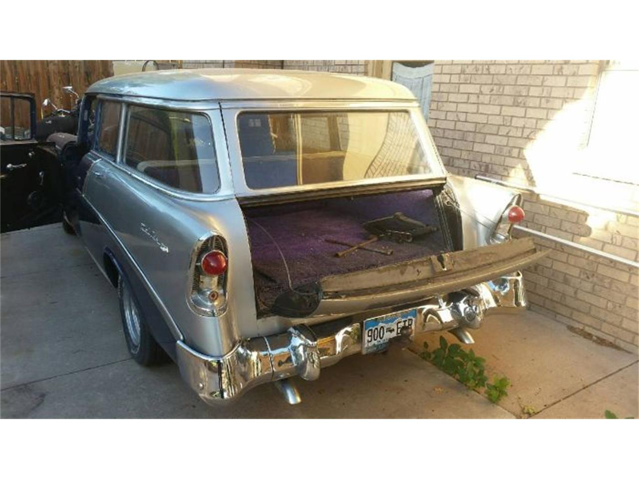 1956 Chevrolet Station Wagon (CC-1264006) for sale in Cadillac, Michigan
