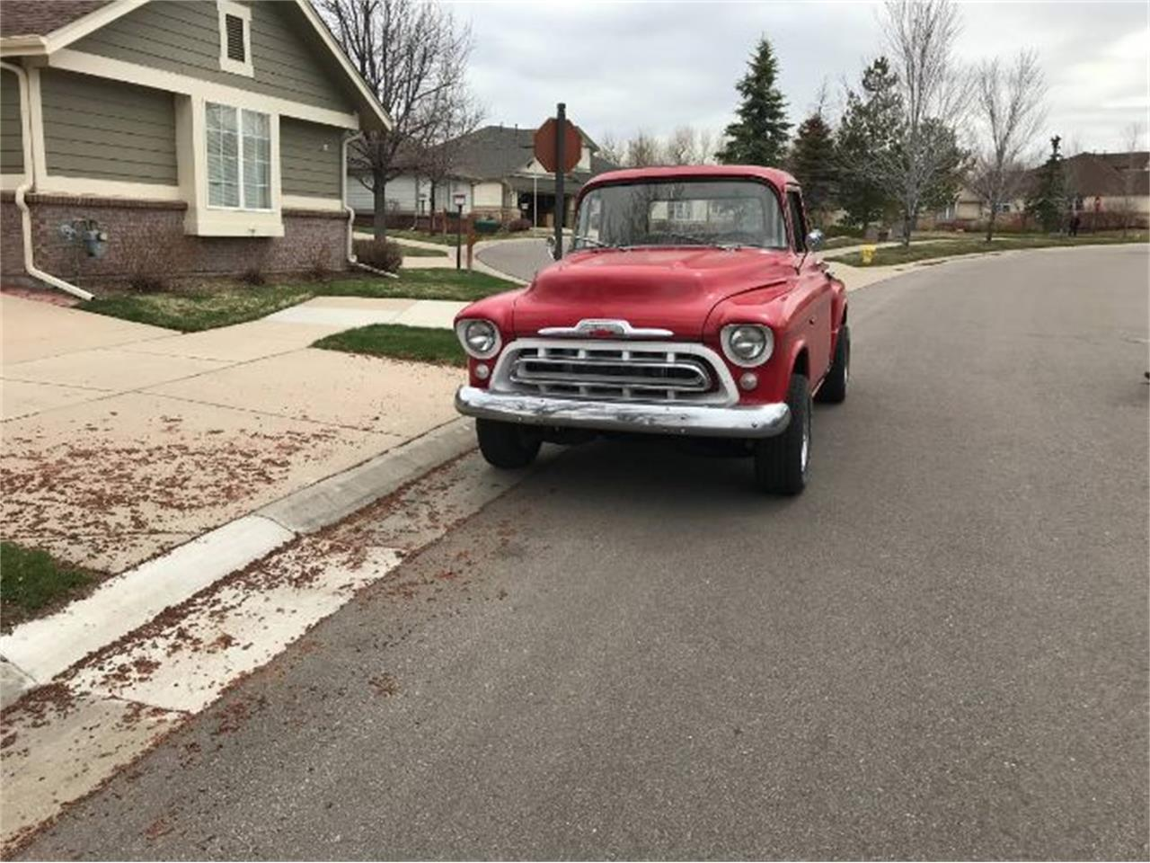 1957 Chevrolet 3100 (CC-1264007) for sale in Cadillac, Michigan