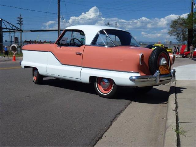 1957 Nash Metropolitan (CC-1264008) for sale in Cadillac, Michigan