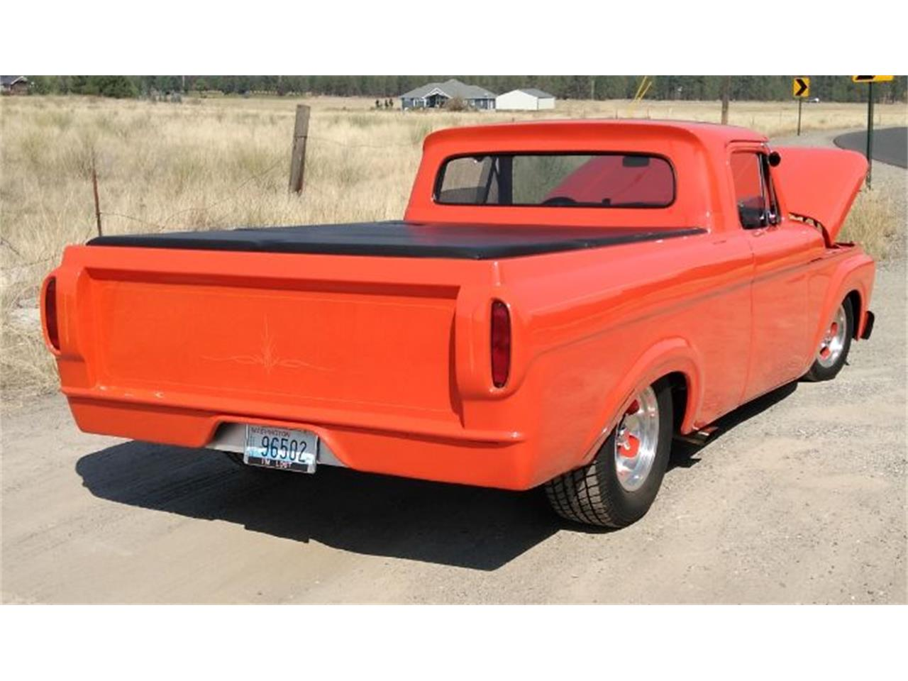 1961 Ford Pickup (CC-1264022) for sale in Cadillac, Michigan