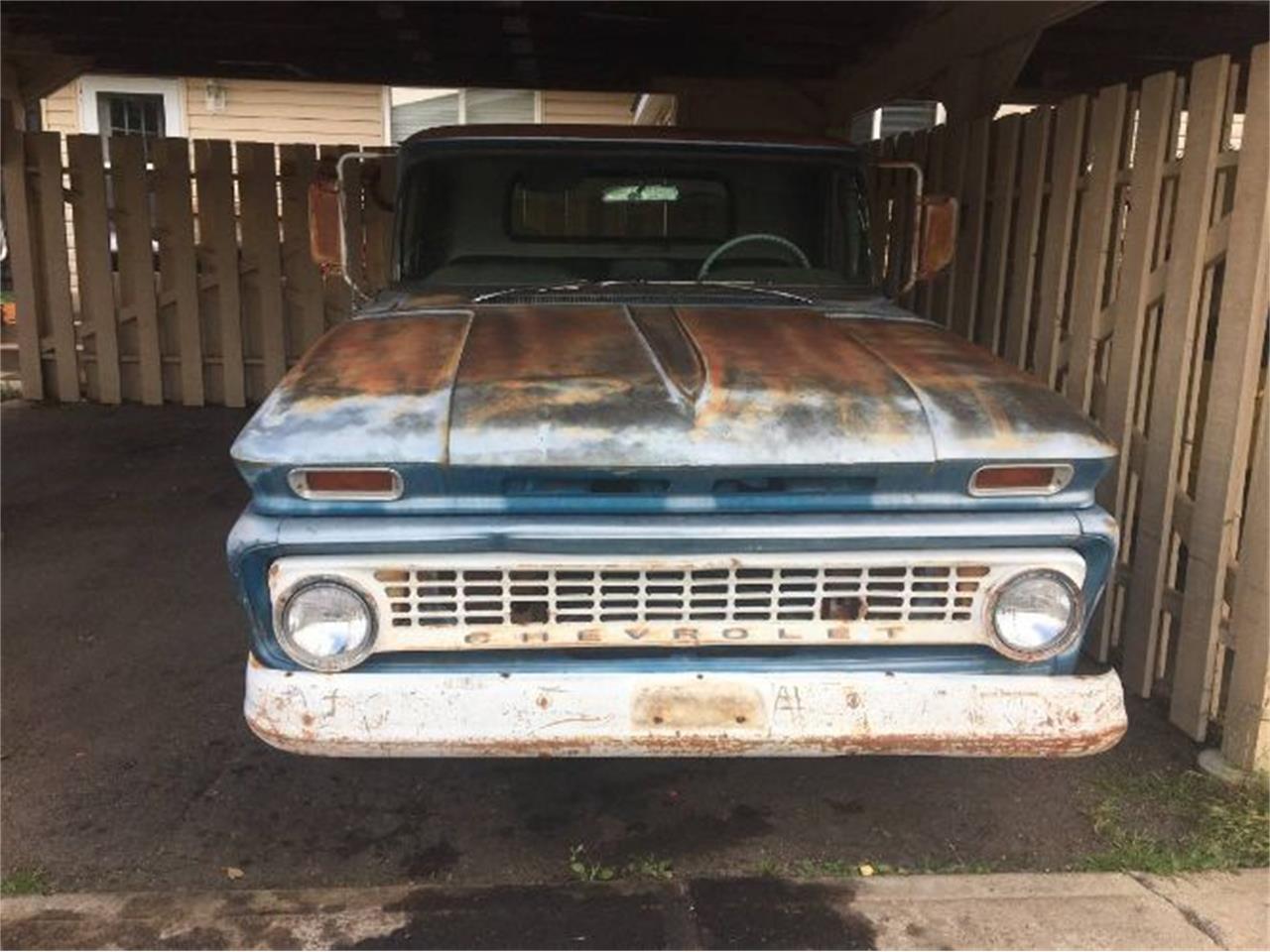 1963 Chevrolet C10 (CC-1264025) for sale in Cadillac, Michigan
