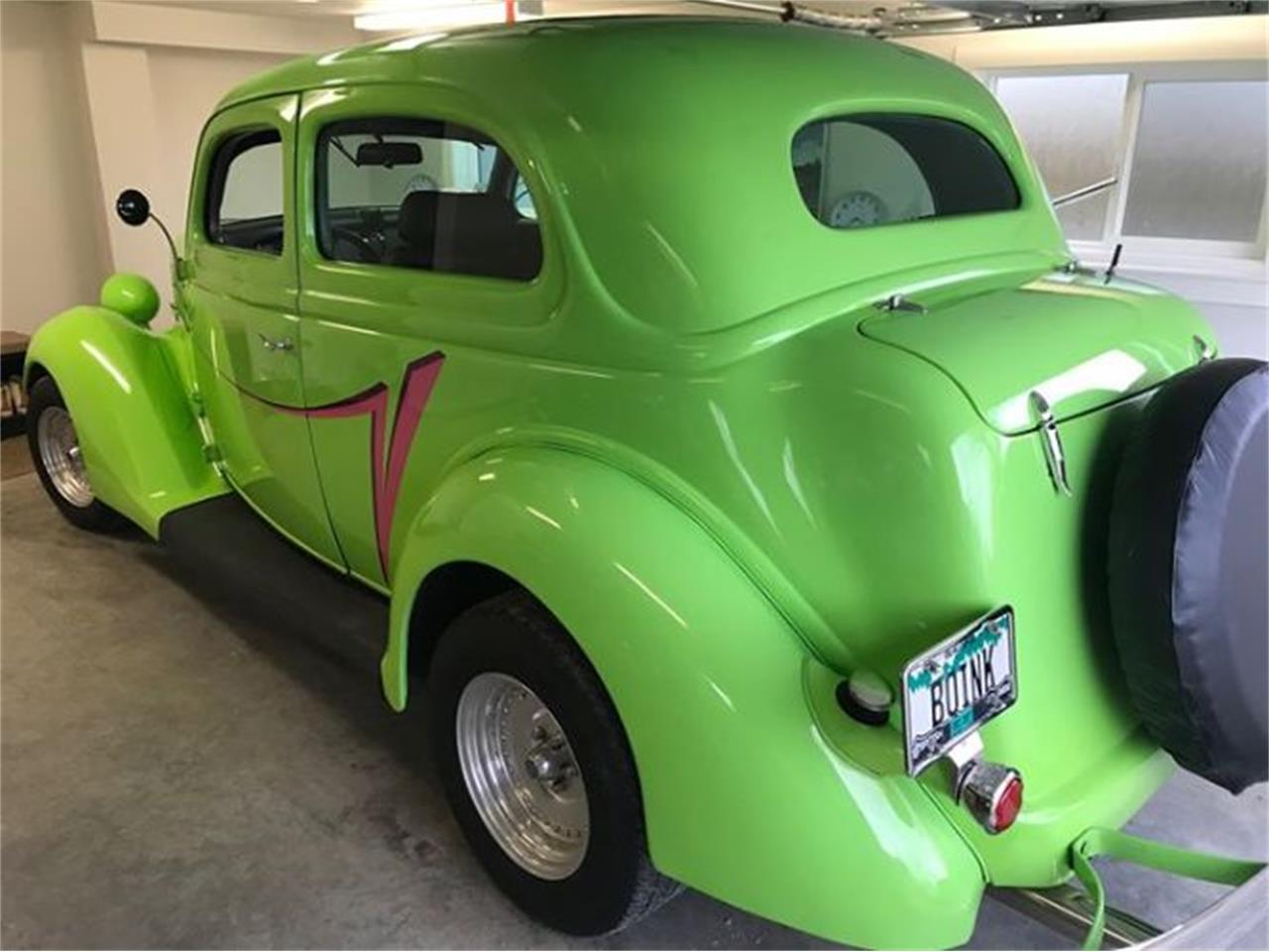 1936 Ford Humpback (CC-1264028) for sale in Cadillac, Michigan