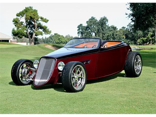 1933 Ford Roadster (CC-1264033) for sale in Cadillac, Michigan