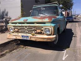 1964 Ford F100 (CC-1264034) for sale in Cadillac, Michigan