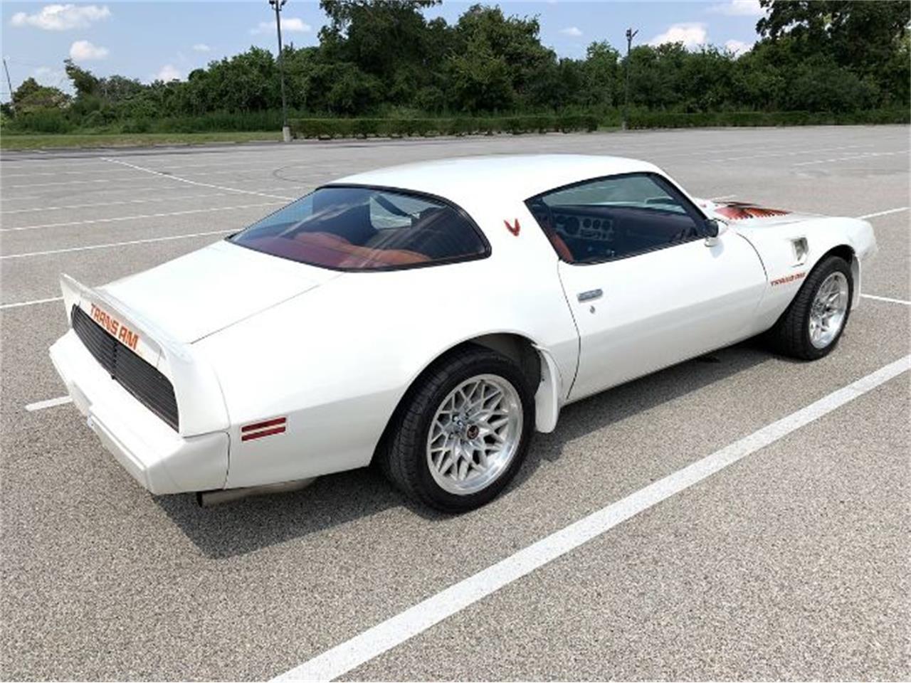 1979 Pontiac Firebird Trans Am (CC-1264037) for sale in Cadillac, Michigan