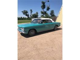 1963 Chevrolet Corvair (CC-1264040) for sale in Cadillac, Michigan
