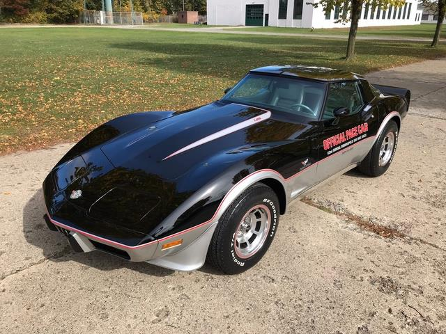 1978 Chevrolet Corvette (CC-1264047) for sale in Shelby Township, Michigan