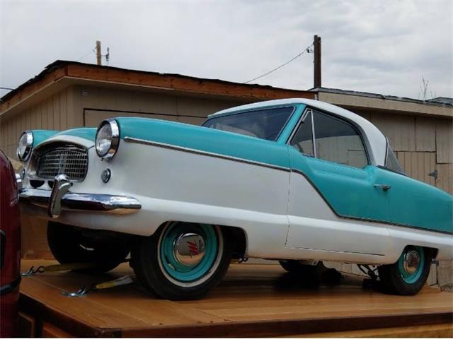 1961 Nash Metropolitan (CC-1264051) for sale in Cadillac, Michigan