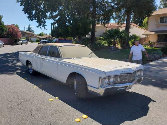 1969 Lincoln Continental (CC-1264053) for sale in Cadillac, Michigan