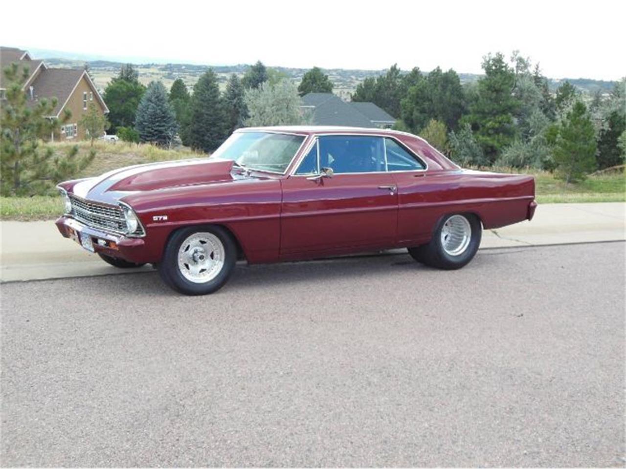 1967 Chevrolet Nova (CC-1264055) for sale in Cadillac, Michigan