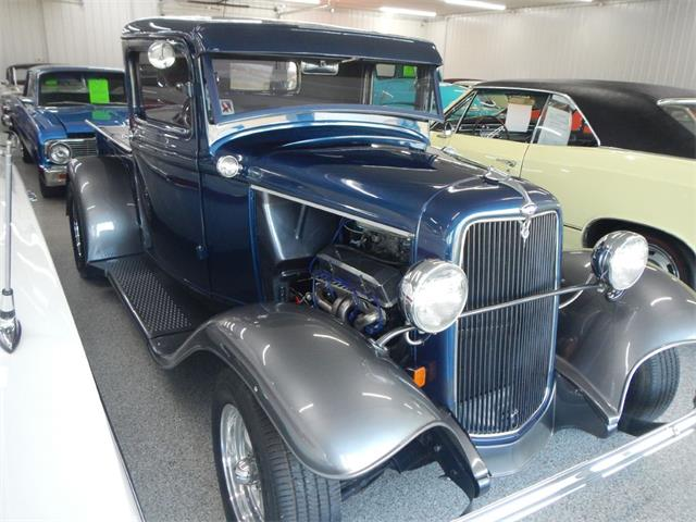 1934 Ford Model A (CC-1264056) for sale in Celina, Ohio