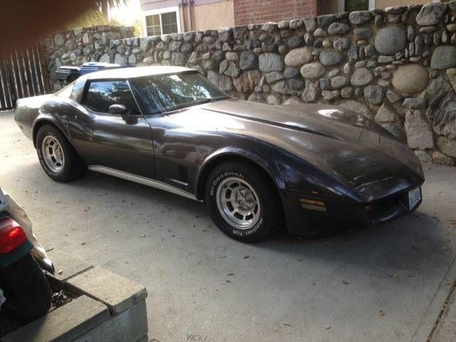 1980 Chevrolet Corvette (CC-1264066) for sale in Cadillac, Michigan