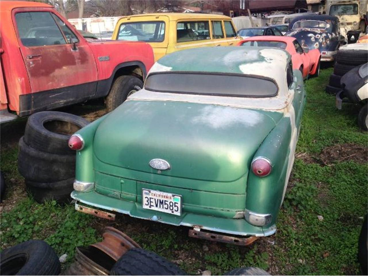 1954 Hudson Jet (CC-1264071) for sale in Cadillac, Michigan