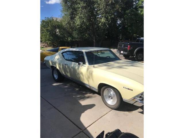 1969 Chevrolet Chevelle (CC-1264088) for sale in Cadillac, Michigan