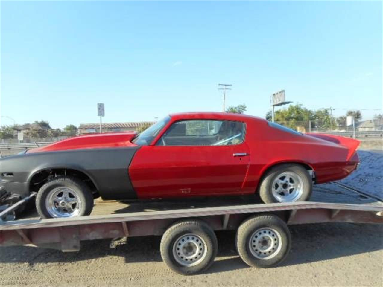 1972 Chevrolet Camaro (CC-1264089) for sale in Cadillac, Michigan