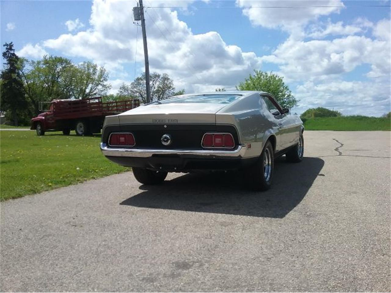 1971 Ford Mustang (CC-1260041) for sale in Cadillac, Michigan