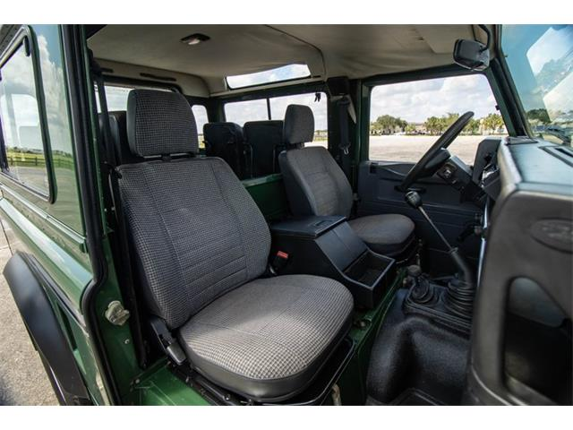 1994 Land Rover Defender (CC-1264102) for sale in Delray Beach, Florida