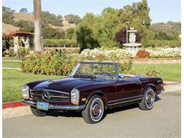 1968 Mercedes-Benz 250SL (CC-1264104) for sale in Pleasanton, California
